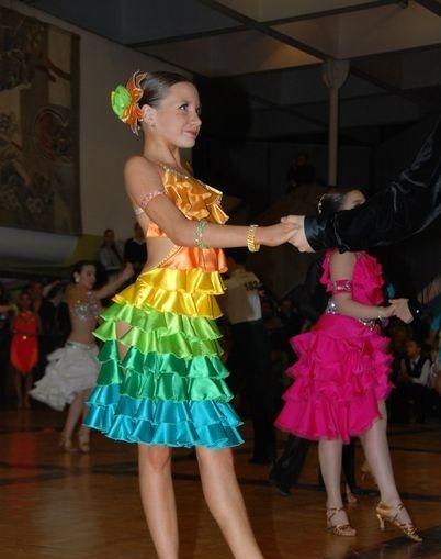 Фото бальных танцевальных платьев